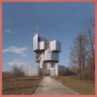 Unknown Mortal Orchestra - Unknown Mortal Orchestra (LP) (cover)