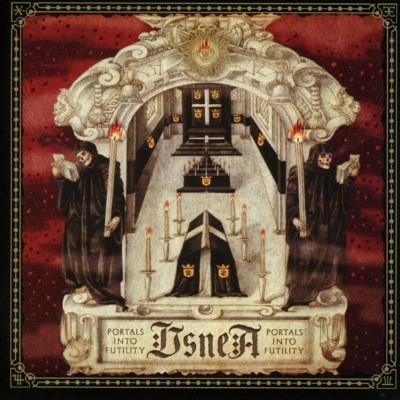 Usnea - Portals Into Futlity (LP)