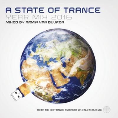 Van Buuren, Armin - A State of Trance Year Mix 2016 (2CD)