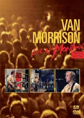 Morrison, Van - Live At Montreux 1974 & 1980 (2DVD) (cover)