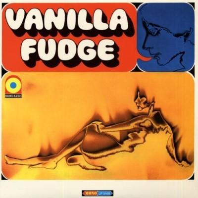Vanilla Fudge - Vanilla Fudge (White Vinyl) (LP)