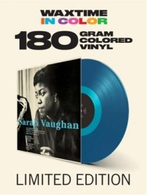 Vaughan, Sarah - With Clifford Brown (Transparent Blue Vinyl) (LP)