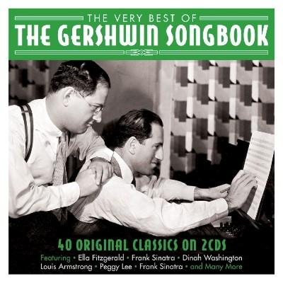 Very Best of Gershwin Songbook (2CD)