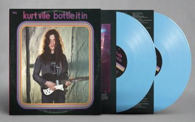 Vile, Kurt - Bottle It In (Blue Vinyl) (2LP)