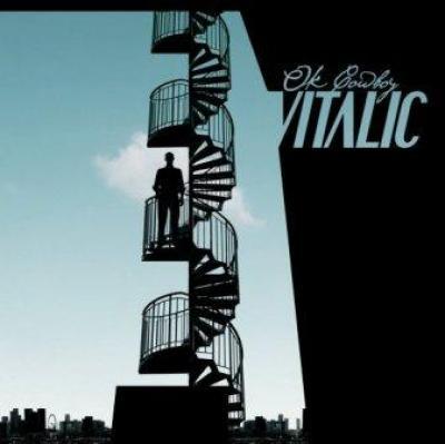 Vitalic - Ok Cowboy (LP) (cover)