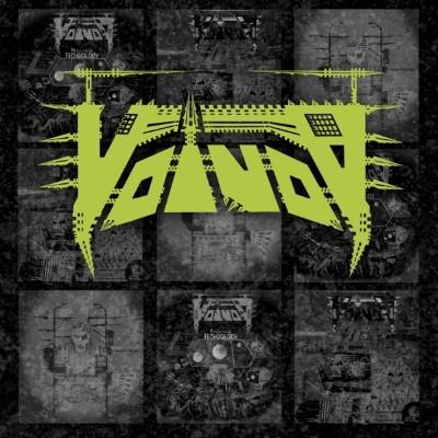 Voivod - Build Your Weapons (The Very Best of the Noise Years 1986-1988) (2CD)