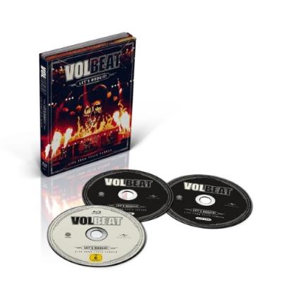 Volbeat - Let's Boogie (Live From Telia Parken) (2CD+DVD)