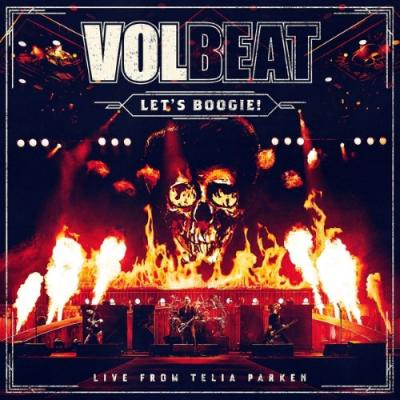 Volbeat - Let's Boogie (Live From Telia Parken) (3LP)