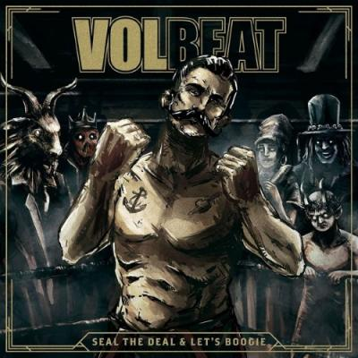 Volbeat - Seal The Deal & Let's Boogie (2LP+CD)