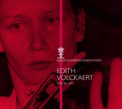Volckaert, Edith - Queen Elisabeth Competition (Violin 1971)