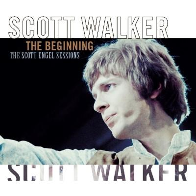 Walker, Scott - Beginning (The Scott Engel Sessions) (LP)