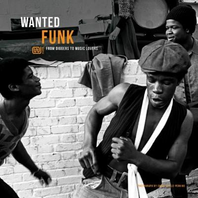 Wanted Funk (LP)