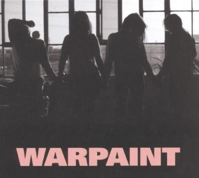 Warpaint - Heads Up (Limited Pink/Black Vinyl) (LP)
