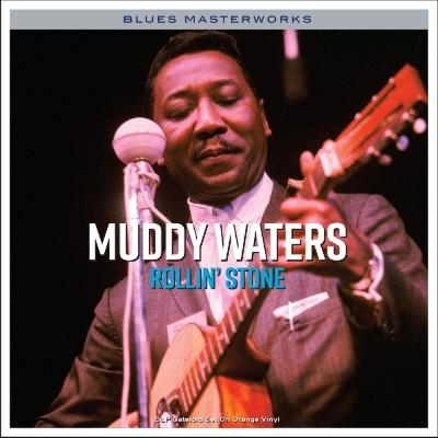 Waters, Muddy - Rollin' Stone (Orange Vinyl) (3LP)