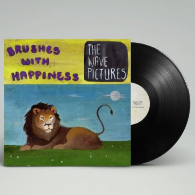 Wave Pictures - Brushes With Happiness (LP)