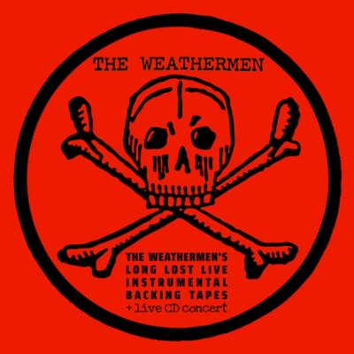 Weathermen - Long Lost Live Instrumental Backing Tapes + Live (2CD)