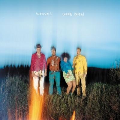 Weaves - Wide Open (LP)