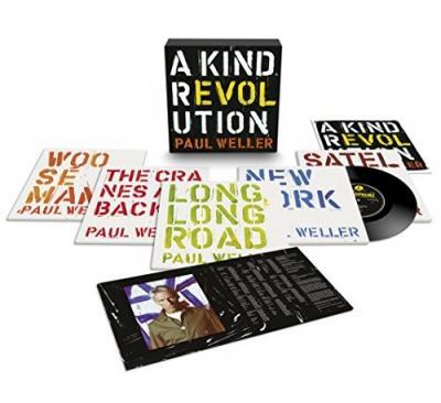 "Weller, Paul - A Kind Revolution (Limited Edition Boxset) (5x10"")"