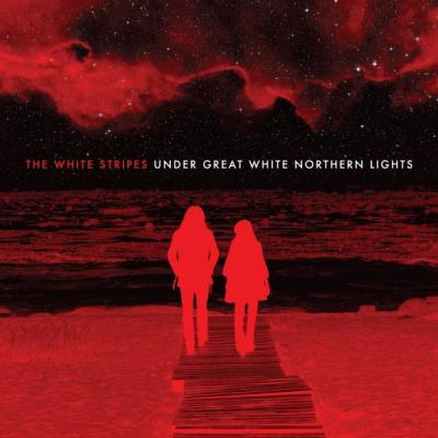 White Stripes Under Great White Northern Lights Cd Dvd