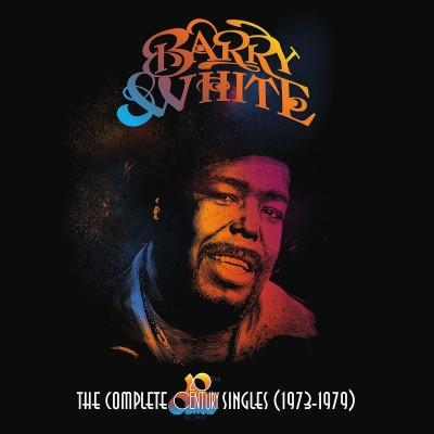 "White, Barry - 20th Century Records 7"" Singles (1973-75) (10x7"")"
