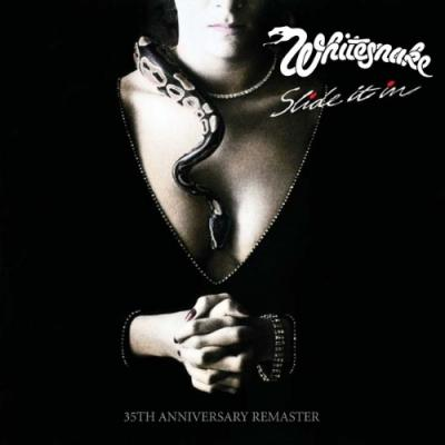Whitesnake - Slide It In (35th Ann.) (6CD+DVD+Book)