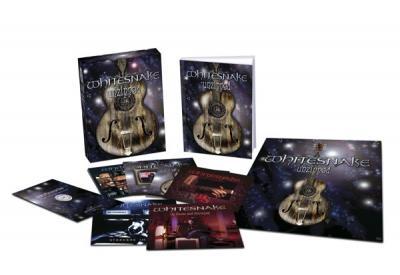 Whitesnake - Unzipped (5CD+DVD)
