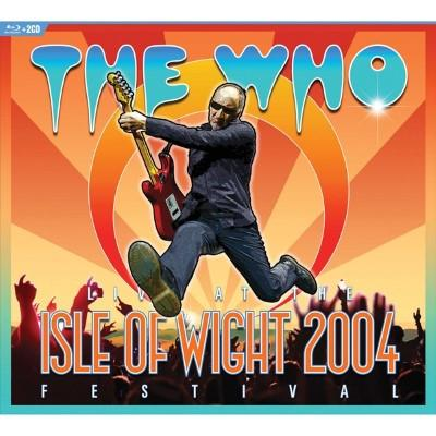 Who - Live At the Isle of Wight Festival 2004 (BluRay)