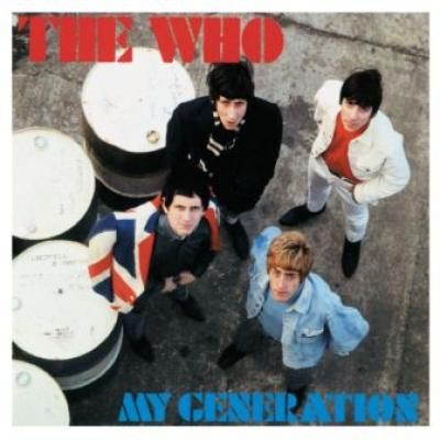 Who, The - My Generation (cover)
