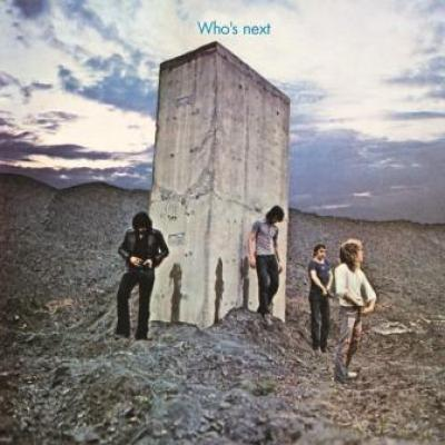 Who - Who's Next (LP) (cover)
