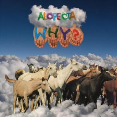 "Why? - Alopecia (Purple/Orange/Green & Blue Vinyl) (2LP+7"")"