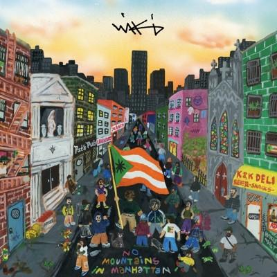 Wiki - No Mountains In Manhattan (2LP)