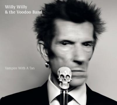 Willy Willy & The Voodoo Band - Vampire With a Tan (LP)