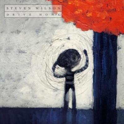 Wilson, Steven - Drive Home (CD+DVD) (cover)
