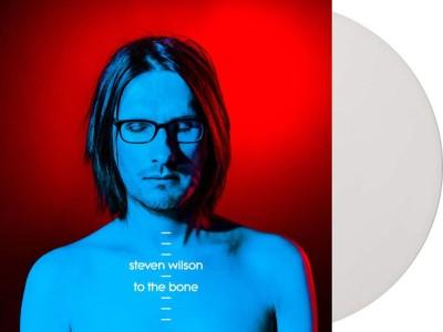 Wilson, Steven - To the Bone (White Vinyl) (2LP)