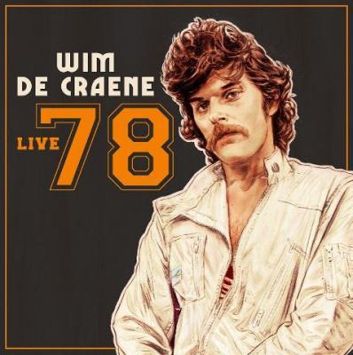 Wim De Craene - Live '78 (Orange Vinyl) (LP)