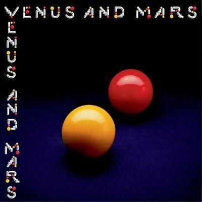 Wings - Venus and Mars (LP+Download)