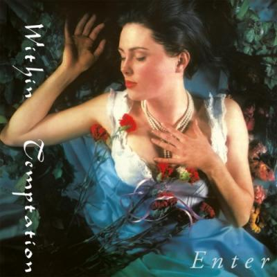 Within Temptation - Enter (Transparent Green, Solid White & Black Mixed Vinyl) (LP)