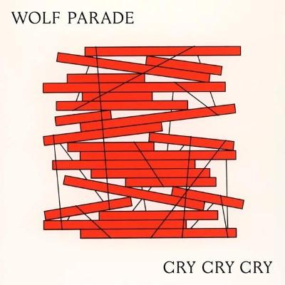 Wolf Parade - Cry Cry Cry (2LP)