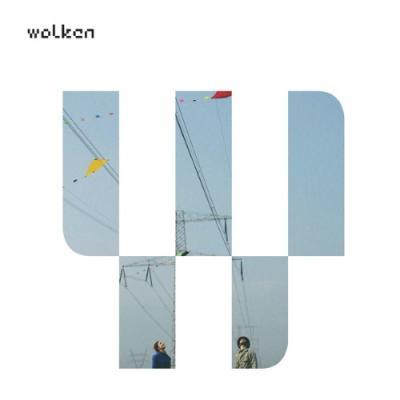 """Wolken - Wolken (Clear Vinyl) (10"""")"""