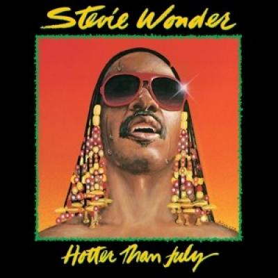Wonder, Stevie - Hotter Than July (LP)