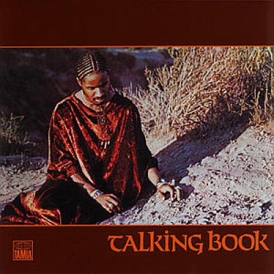 Wonder, Stevie - Talking Book (Remastered)