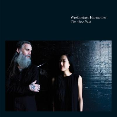 Wrekmeister Harmonies - The Alone Rush (Grey Vinyl) (LP)