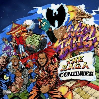 Wu-Tang Clan - Saga Continues (2LP)