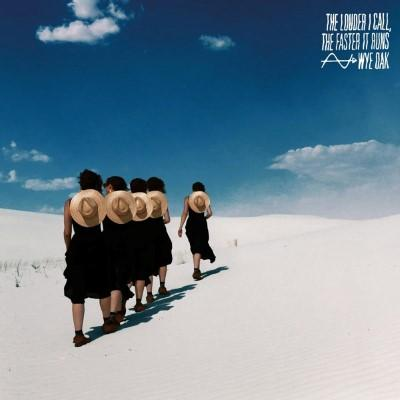 Wye Oak - The Louder I Call, The Faster It Runs (LP)