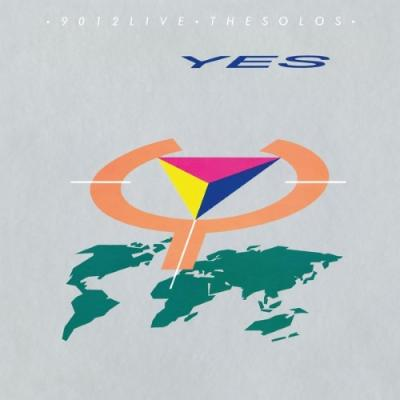 Yes - 9012 Live The Solos (LP)
