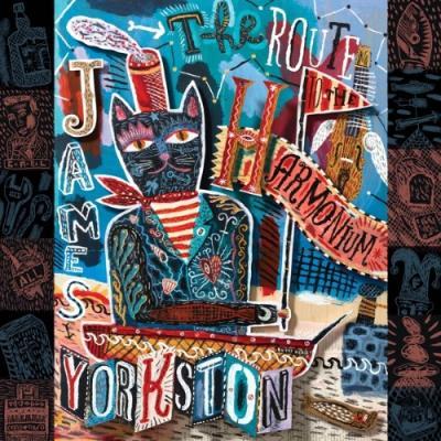 Yorkston, James - Route To The Harmonium (LP+Download)