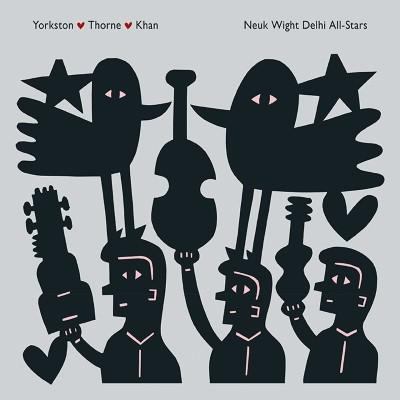 Yorkston/Thorne/Khan - Neuk Wight Delhi All-Stars (Limited Edition) (2LP)