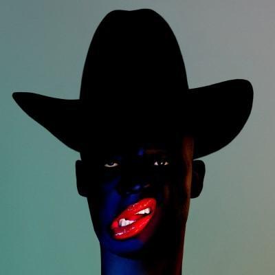Young Fathers - Cocoa Sugar (Blue Vinyl) (LP+Download)
