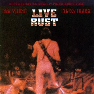 Young, Neil & Crazy Horse - Live Rust (LP)