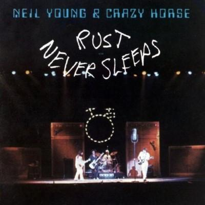 Young, Neil & Crazy Horse - Rust Never Sleeps (LP)